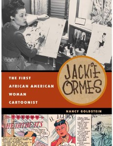 Jackie Ormes The First African American Woman Cartoonist