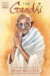 I Am Gandhi: A Graphic Biography HC