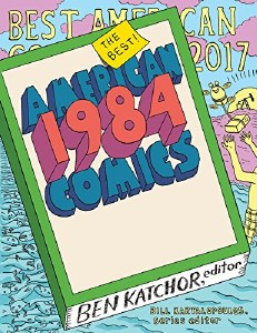 Best American Comics 2017 HC Best American 1984 Comics Spoof
