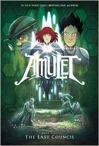 Amulet HC Vol 04 The Last Council