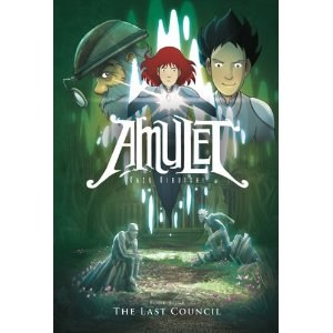 Amulet SC Vol 04 The Last Council