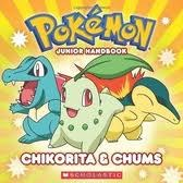 Pokemon Junior Handbook Chickorita and Chums