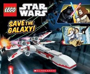 Lego Star Wars Save the Galaxy HC