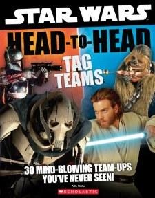 Star Wars Head to Head Tag Teams