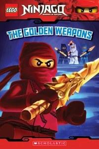 Ninjago The Golden Weapons