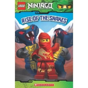 Ninjago Rise of the Snakes
