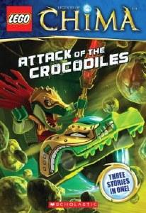 Legend of Chima Attack of the Crocodiles