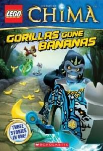 Lego Legendes of Chima Gorillas Gone Bananas