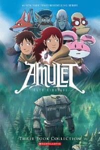 Amulet Boxset Books 1-3