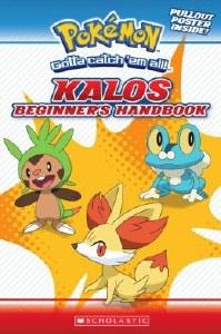 Pokemon Kalos Beginner's Handbook