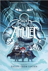 Amulet HC Vol 06 Escape from Lucien