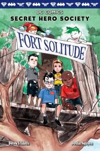DC Comics Secret Hero Society Fort Solitude HC
