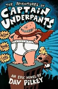 Captain Underpants Vol 1