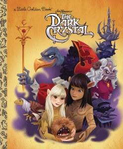 Dark Crystal Little Golden Book