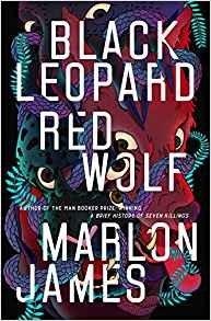 Black Leopard Red Wolf HC