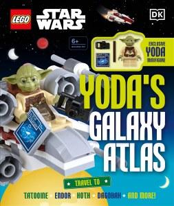 LEGO SW Yoda's Galaxy Atlas