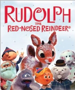 Rudolph the Red Nosed Reindeer Mini HC