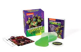 Teenage Mutant Ninja Turtle Mutagen Ooze Book Set