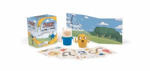 Adventure Time Finn and Jake Finger Puppets Mini Kit