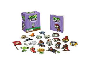 Plants Vs. Zombies Create Your Own Zombie Kit