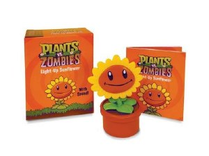 Plants vs Zombies Light-Up Sunflower Mini Kit