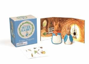 Peter Rabbit Finger Puppets Mini Kit