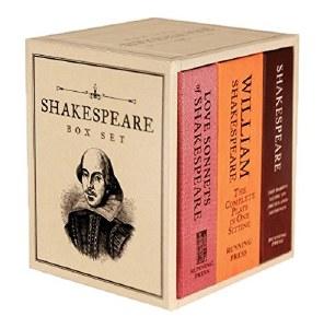 Shakespeare Box Set Mini Kit