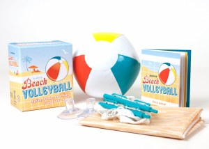 Desktop Beach Volleyball Mini Kit