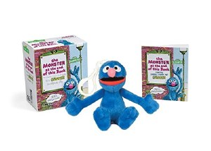 Sesame Street The Monster at the End of this Book Mini Kit
