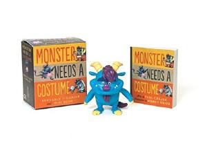 Monster Needs a Costume Mini Kit