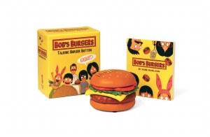 Bob's Burgers Talking Burger Mini Kit