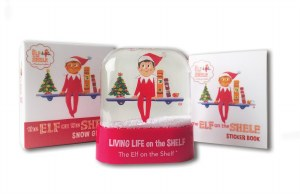 Elf on the Shelf Snow Globe Mini Kit