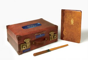Fantastic Beasts Magizoologists Discovery Case