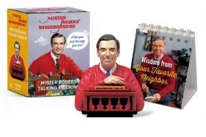 Mister Rogers Talking Figurine Kit