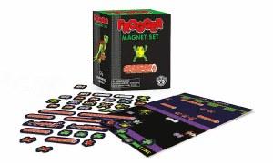 Frogger Magnet Set Mini Kit