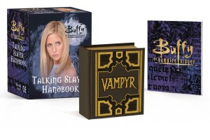 Buffy the Vampire Slayer Talking Slayer Handbook Mini Kit