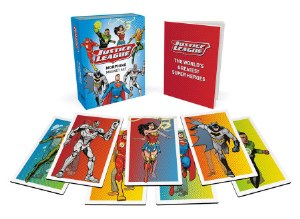 Justice League Morphing Magnet Set