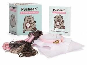 Pusheen Cross Stitch Mini Kit