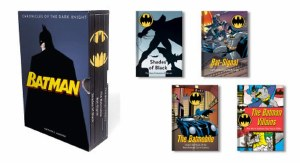 Batman Chronicles of the Dark Knight 4 hardcover, illustrated books
