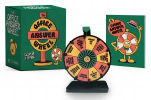 Office Answer Wheel Give It a Spin