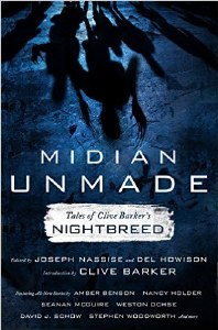 Midian Unmade Tale's of Clive Barker's Nightbreed HC