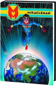 Miracleman HC Book 03 Olympus Art Adams Cover