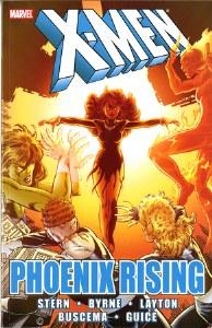 X-Men Phoenix Rising New Edition
