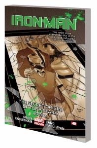 Iron Man TP Vol 03 Secret Origin Of Tony Stark Book 2