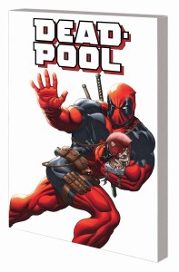 Deadpool Classic TP Vol 11 Merc With a Mouth