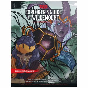 Dungeons and Dragons Explorer's Guide to Wildemount HC