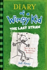 Diary Of A Wimpy Kid Vol 03 The Last Straw HC