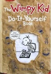 Wimpy Kid Do It Yourself Book New Ed
