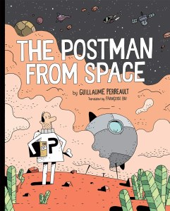 The Postman From Space TP