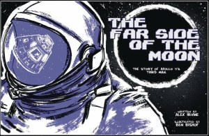Far Side of the Moon Story of Apollo 11 3rd Man SC